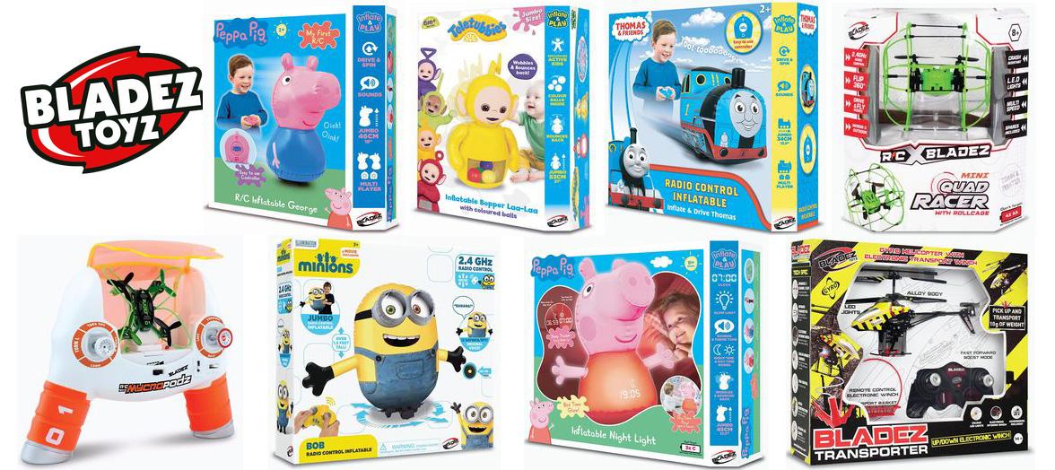 Bladez Radio Control toys